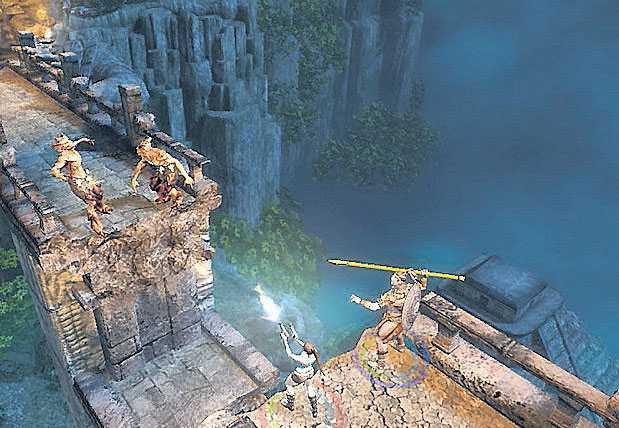 """Bandesignen i nya """"Lara Croft"""" är exemplarisk."""