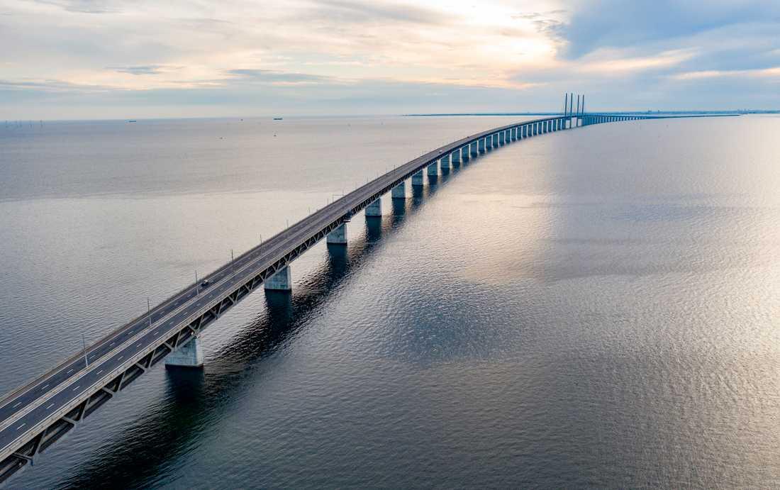 Under Öresundsbrons tjugonde år har nya gränshinder uppstått mellan Sverige och Danmark. Arkivbild.