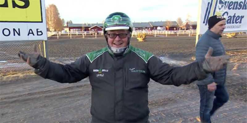 Petter Glittum, tränare till Emil Mollyn.