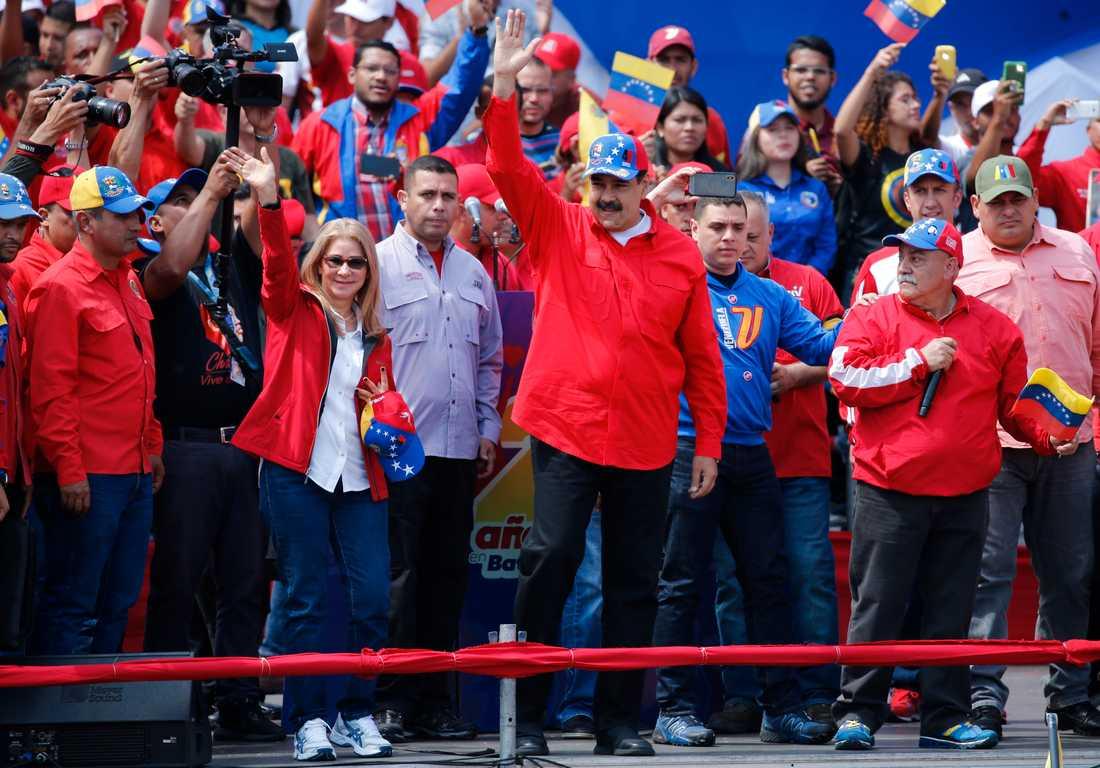 Venezuelas president Maduro.