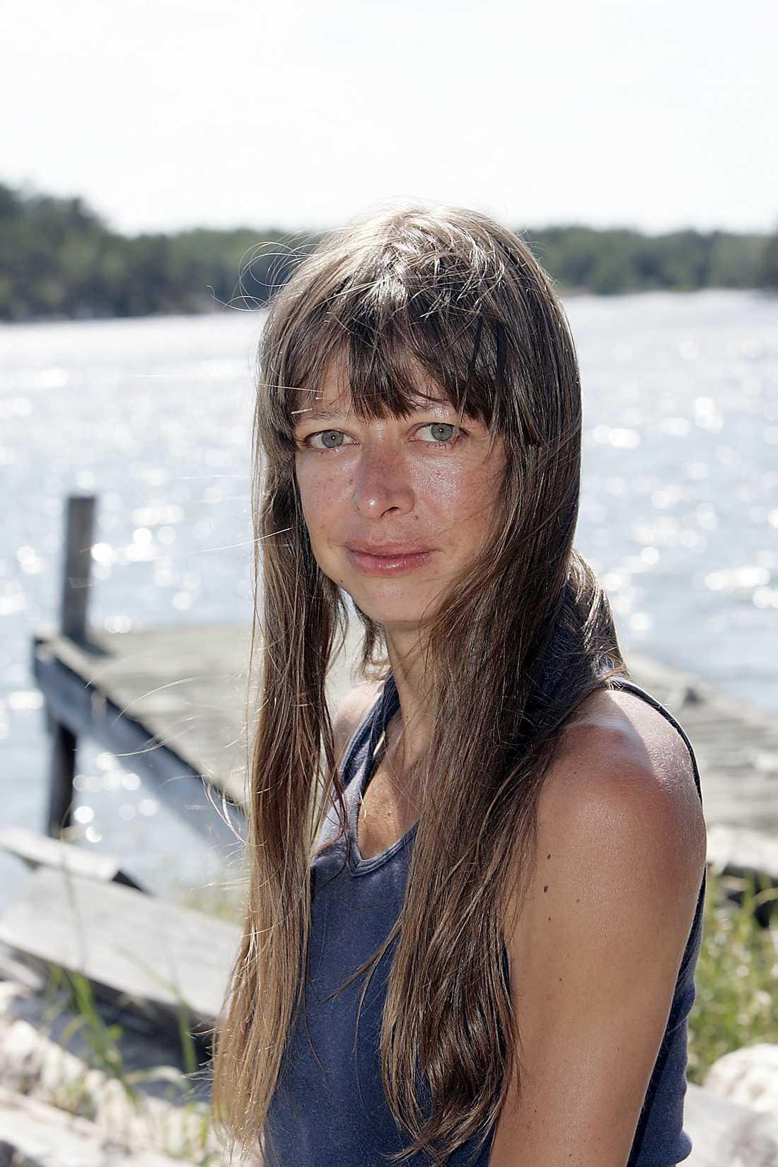 Carina Rydberg.