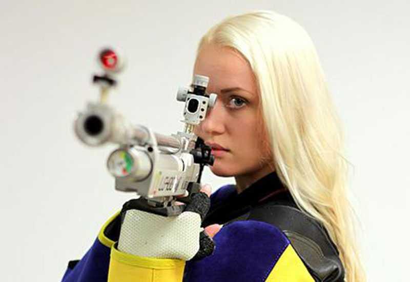 Michaela Arvidsson petas från OS.