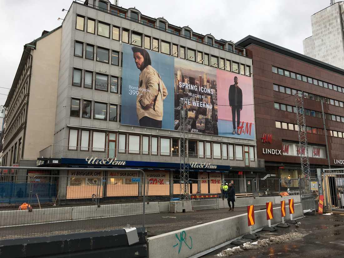 H&M:s kampanj.