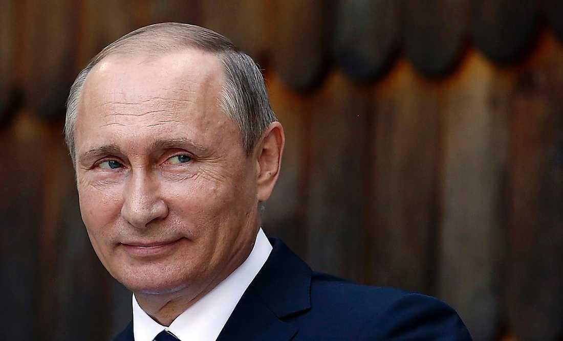 Har Putin krig i sikte?