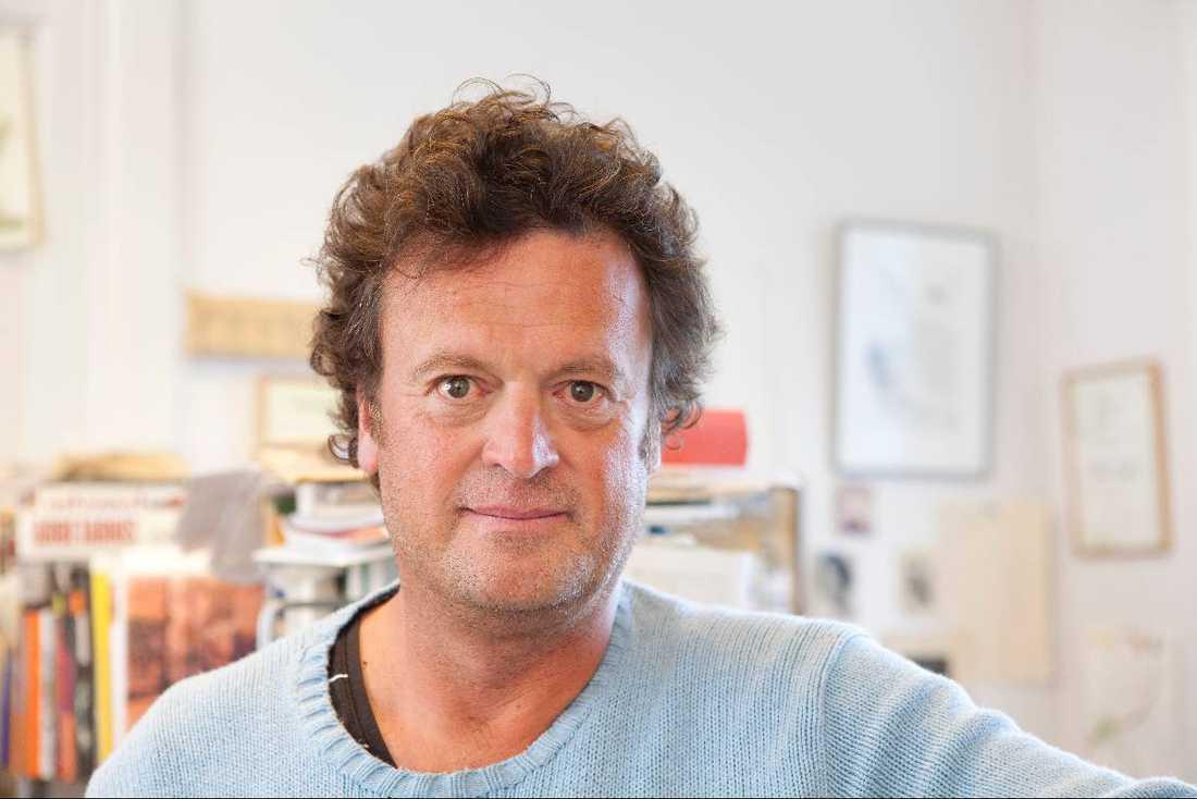 Sjuttiotalet i backspegeln Författaren Fredrik Ekelund ger ut den andra delen i sin självbiografiska berättelse.