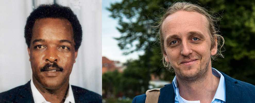 Dawit Isaak har suttit fängslad i Eritrea i snart 18 år. Journalisten Martin Schibbye har nu skrivit en bok om honom.