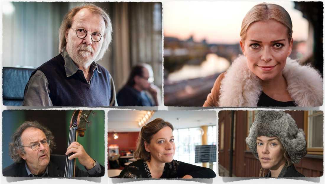 Vi förstår inte varför Sveriges näringsminister så gärna vilja slå sönder förutsättningarna för det svenska musikundret fortsatta framgång, skriver i dag elva svenska musiker i ett öppet brev till Mikael Damberg.