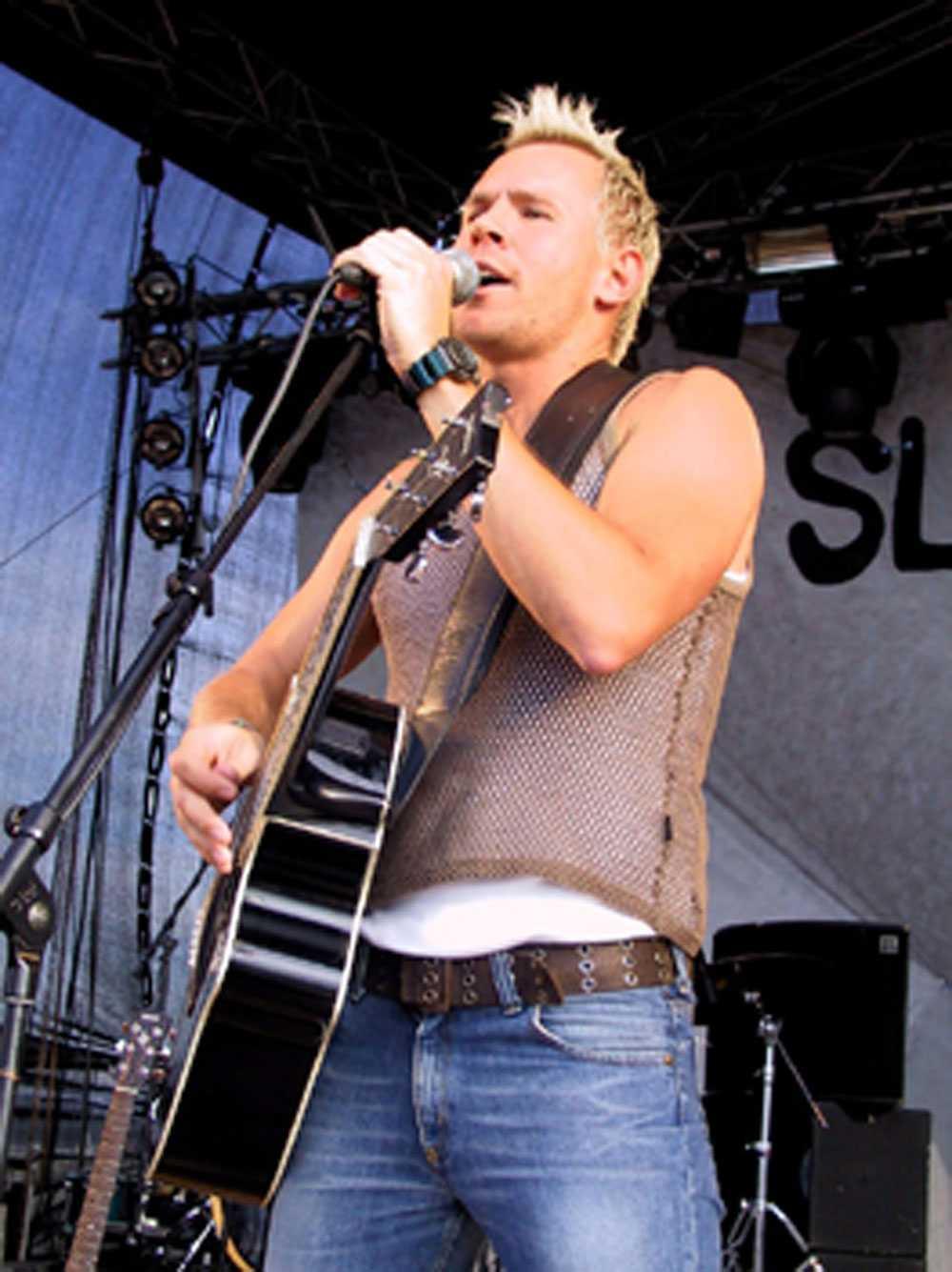 """Björn Rosenström är en favorit hos Jimmie Åkesson: """"en klassiker från tonåren""""."""