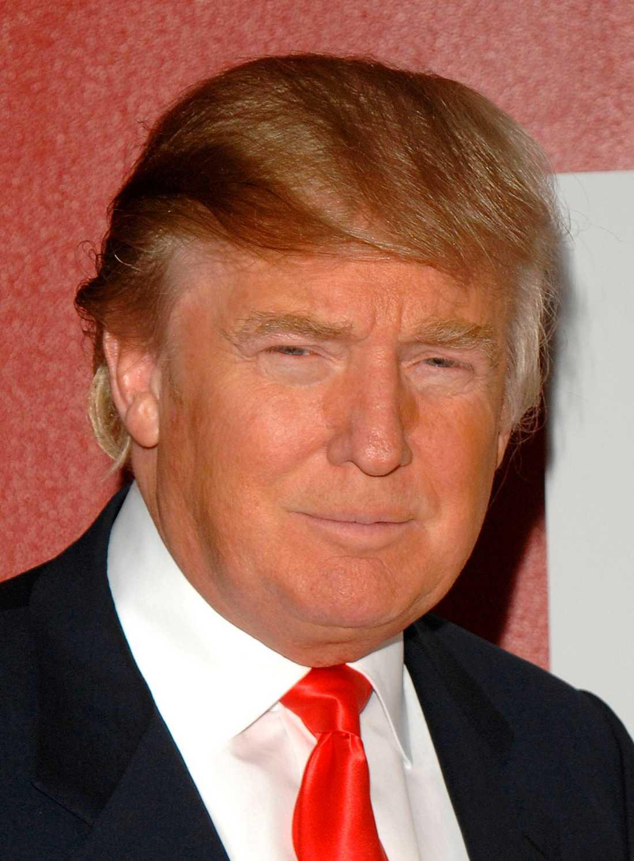 Donald Trump Vad kisar du åt,  pepparkaksgubbe?