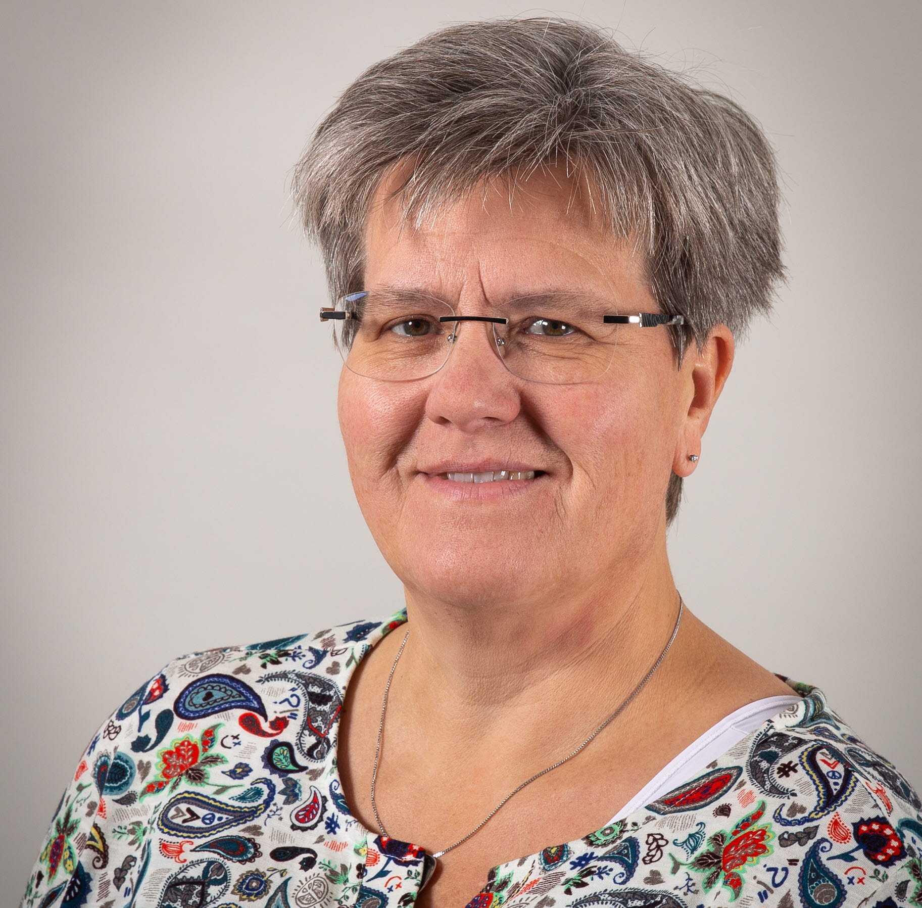 Marie Ragnarsson, vaccinsamordnare i Kalmar.