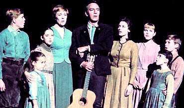 Familjen von Trapp inspirerade filmmakarna till Oscarsvinnande filmen Sound of Music med bland andra Christopher Plummer och Julie Andrews.