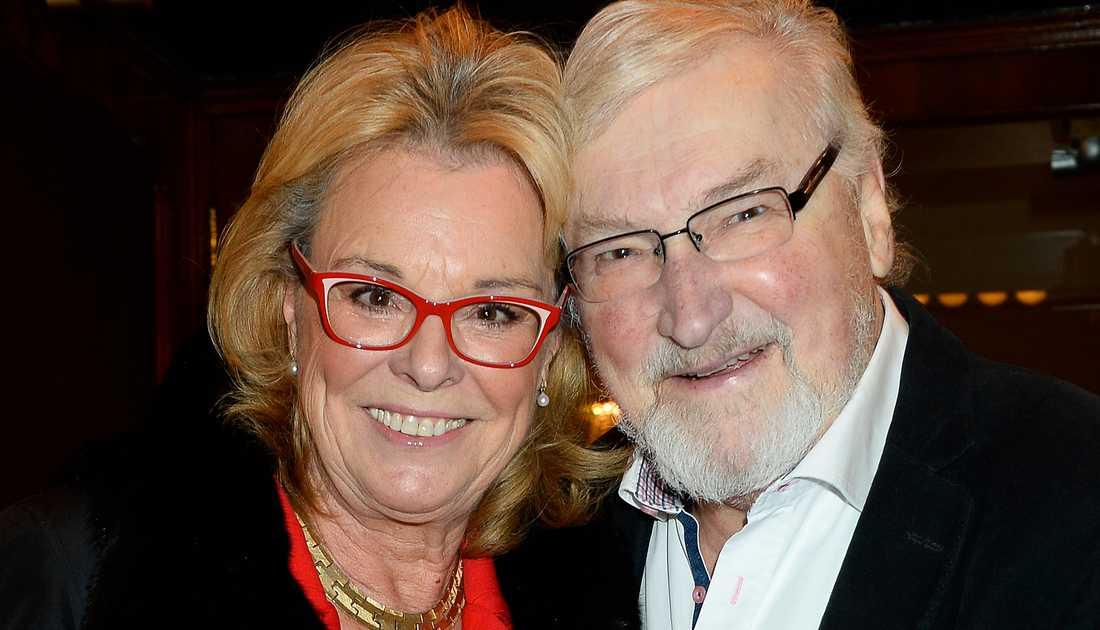Birgitta och Magnus Härenstam