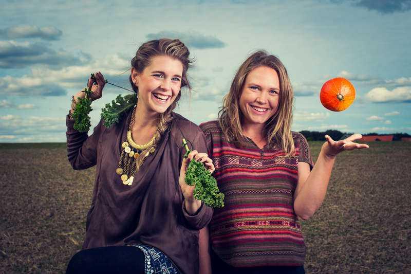 """SKAPADE SURA MINER Matprogrammet """"Vegorätt"""", med programledarna Elenore Bendel-Zahn och Karoline Jönsson, har fått utstå mycket kritik i sociala medier."""