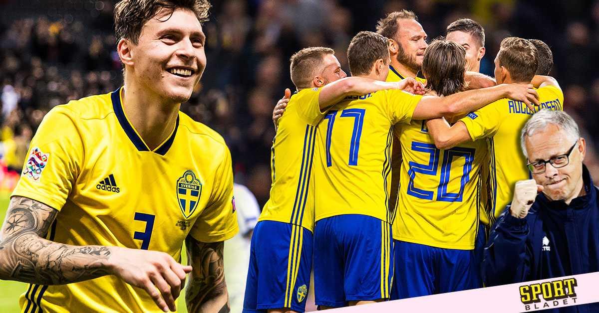 Mardrömslottning för Sverige i EM-kvalet – ställs mot Spanien ... 12db8db748cfd