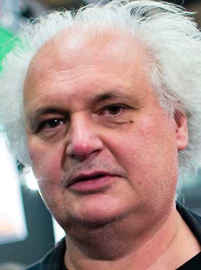 Göran Greider, debattör.