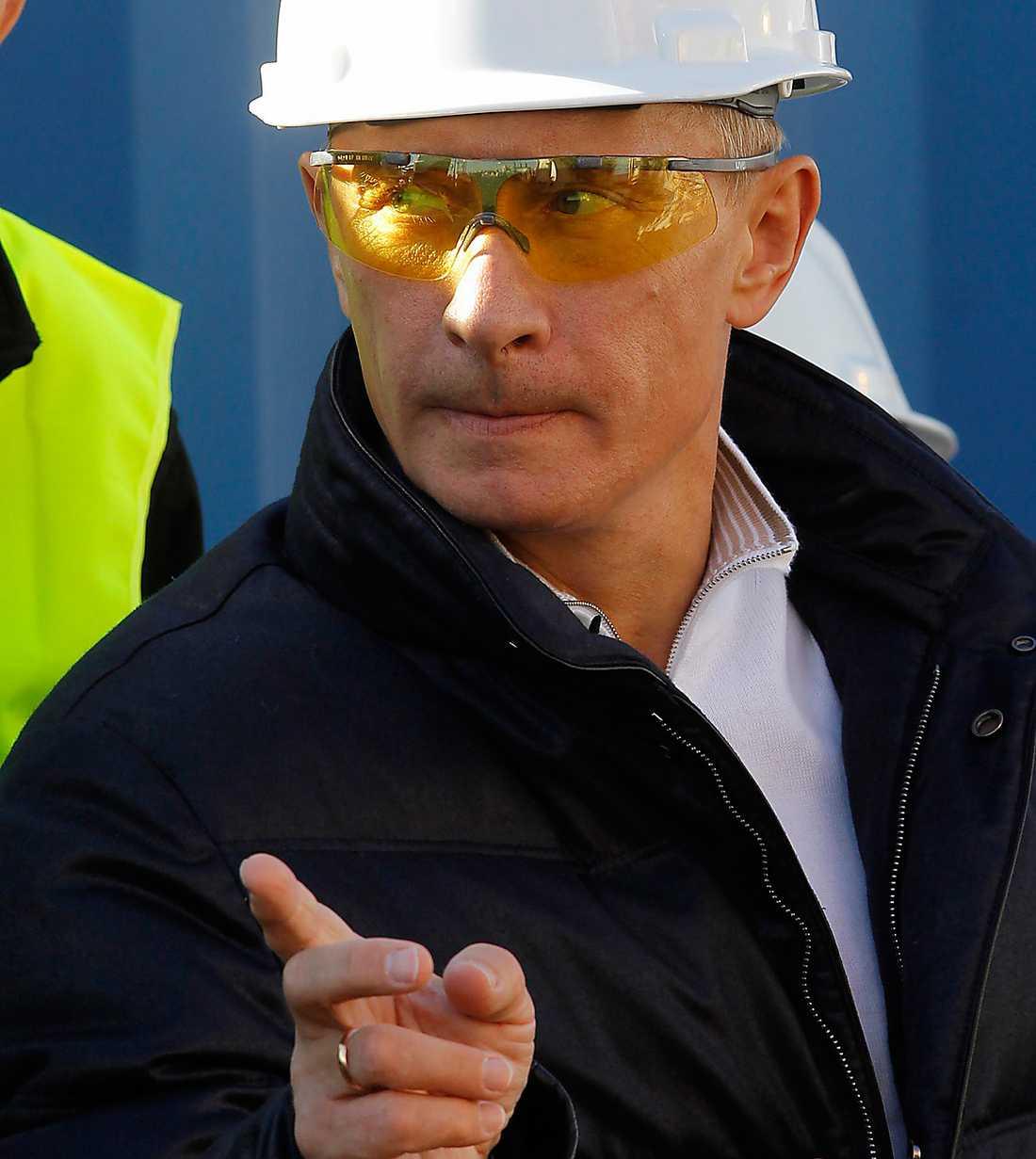 Gasledningarna ger Putin ökat inflytande i EU:s kärna.