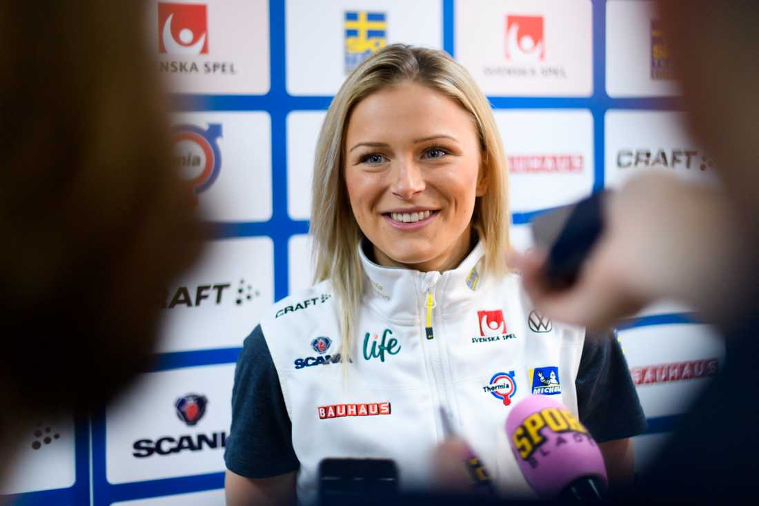 Frida Karlsson har fått stort genombrott senaste året.