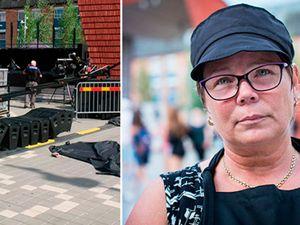 Pojke cyklade på torget i Bollnäs - allvarligt skadad  af5c7efc11fba