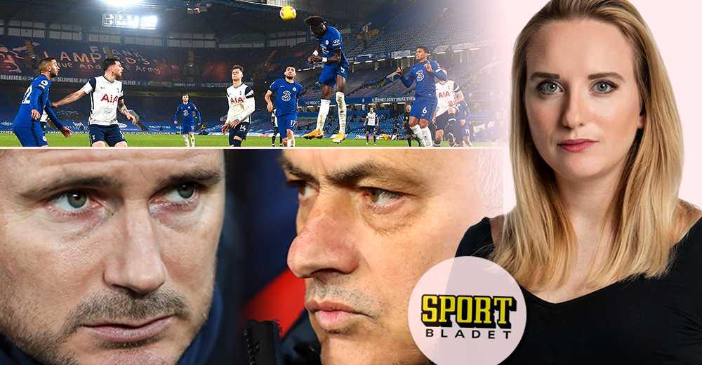 Fagerlund: Där är Lampard och Mourinho lika
