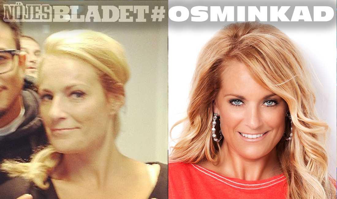 Laila Bagge, TV4.