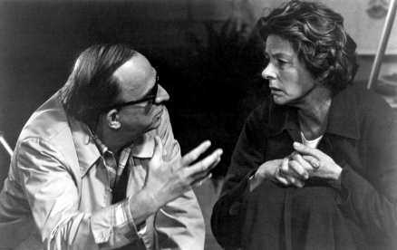 HÖSTSONATEN Ingmar Bergman och Ingrid Bergman filmade ihop 1978.