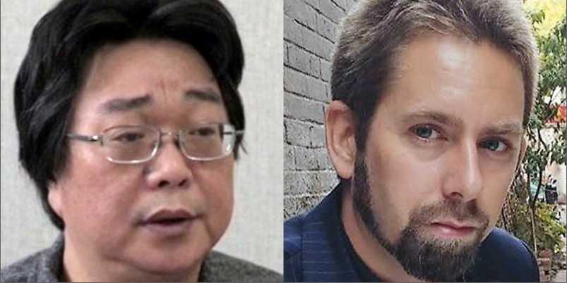 Förläggaren och svenske medborgaren Gui Minhai kidnappades i Thailand av kinesiska agenter 2015. Han sitter fortfarande fängslad i Kina. Människorättsaktivisten Peter Dahlin fängslades 2016, torterades och tvingades erkänna brott i tv. Han släpptes efter tre veckor.
