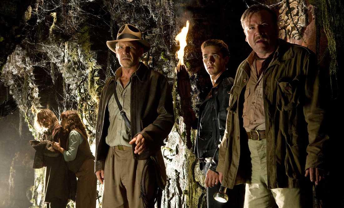 Harrison Ford som Indiana Jones.