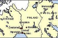 Kvinnorna hämtas från Murmansk via Rovaniemi och Kemi till bordeller i Aavasaksa och Keminmaa. Därifrån körs de ut till Torneå, Haparanda och Övertorneå.