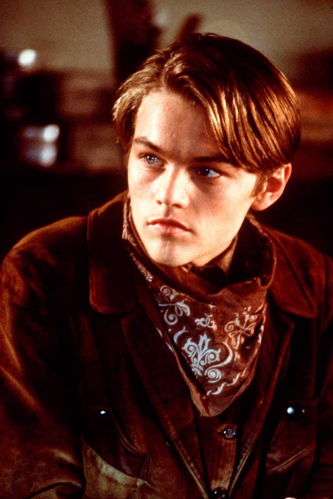 """Leonardo diCaprio i filmen """"Snabbare än döden""""."""