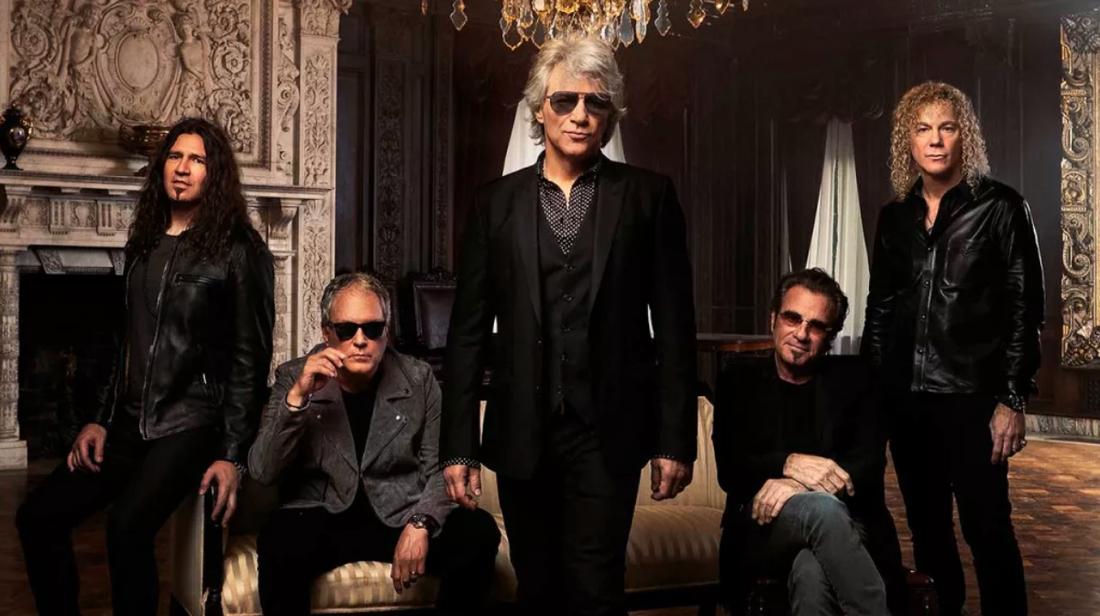 """Bon Jovi snålar inte med allvarliga ämnen på nya skivan """"2020"""", men de kostar tyvärr inte på sig några risker."""
