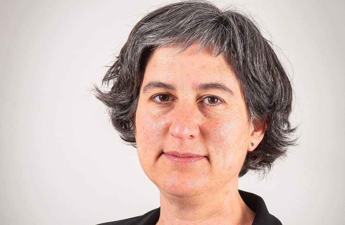 Lisa Labe Sandlin, medico per il controllo delle infezioni.