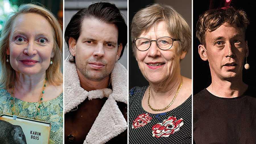 Jag anklagar er,  Karin Bojs, Alex Schulman, Agnes Wold och Victor Malm. Ni har förstört möjligheten till debatt i den viktigaste fråga Sverige ställts inför sedan andra världskriget och ni riskerar därmed människors liv. Ni borde skämmas. Allihop.