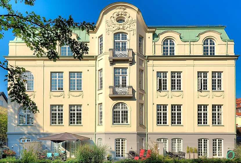 37 500 000 kronor Villa Hälsolid i Helsingborg.