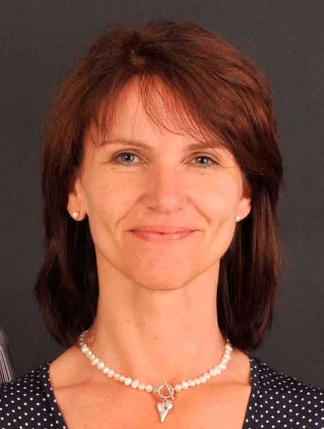 """""""Mor Utøya"""" Monica Bøsei hade jobbat som AUF-ledare på sommarlägret i över 20 år, när hon i fredags blev en av Anders Behring Breivik första offer på ön."""