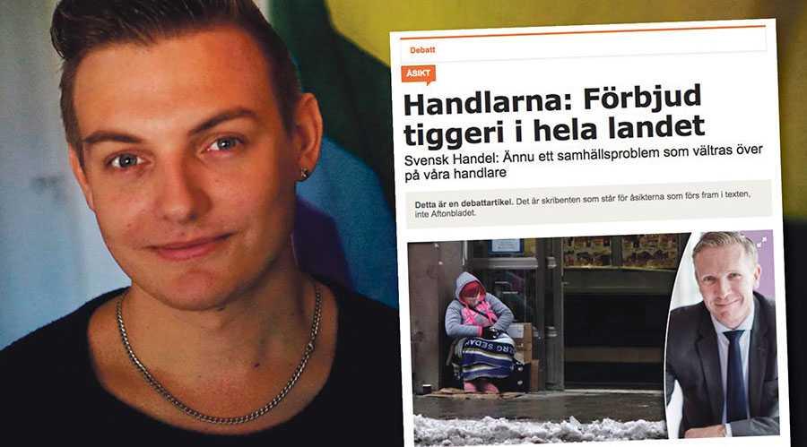Rimligtvis skulle situationen bli värre för redan utsatta människor i såväl Sverige som i andra länder om Svensk Handel fick bestämma, skriver Joakim Månsson Bengtsson.