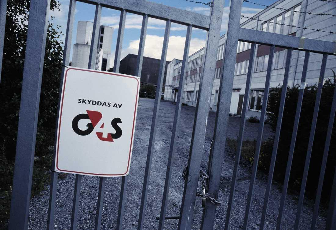 Kanadensiska Garda World Security har lagt ett bud på Londonnoterade säkerhetskoncernen G4S som även har verksamhet i Sverige. Arkivbild.