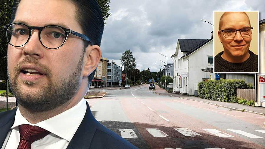 Du har fel, Jimmie Åkesson – Forshaga är inget utsatt område. Våra invånare är trygga. Däremot har vi dessvärre problem med högerextremism och rasism, skriver S-politikern Roger Johansson.