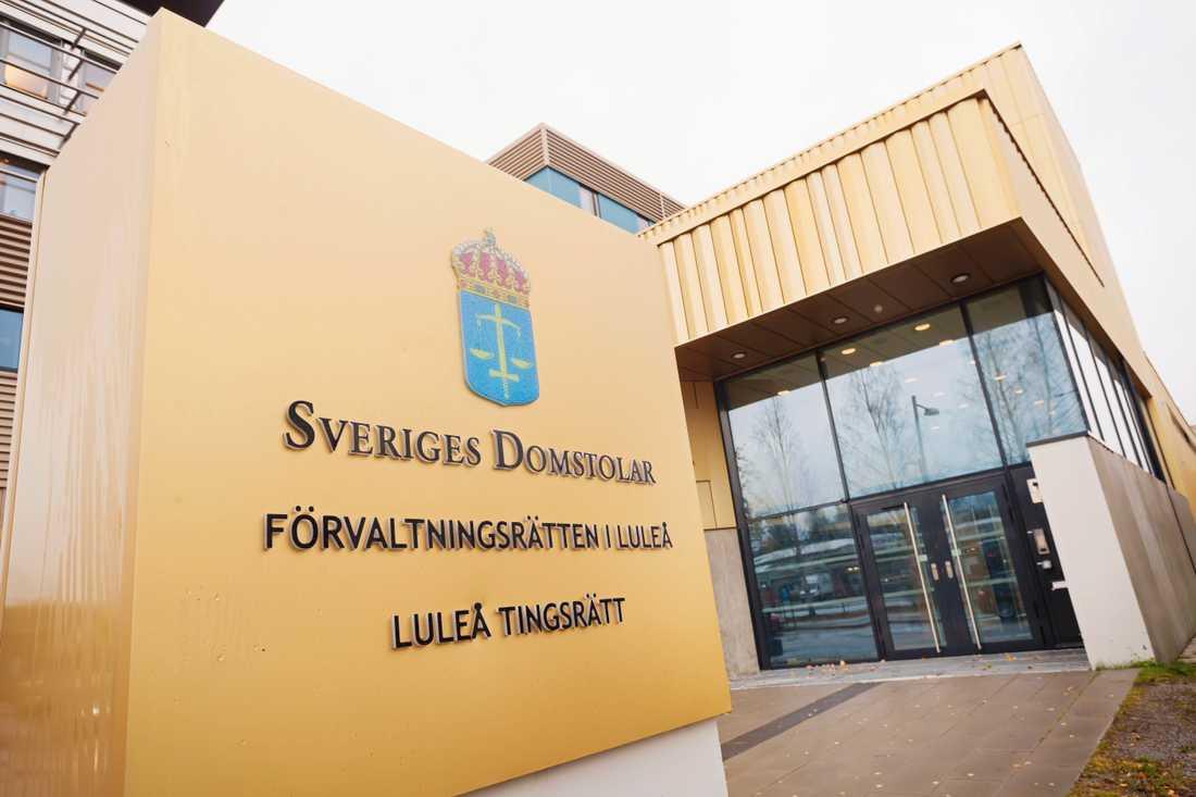 Åtta personer som anhölls misstänka för inblandning i en ekobrottshärva i Luleå släpptes dagen därpå. Arkivbild.