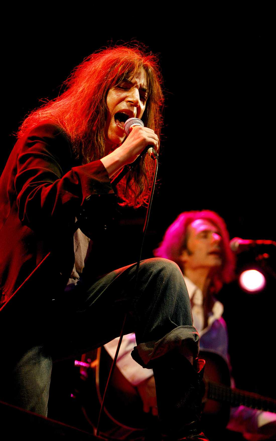 Patti Smith, 2006.