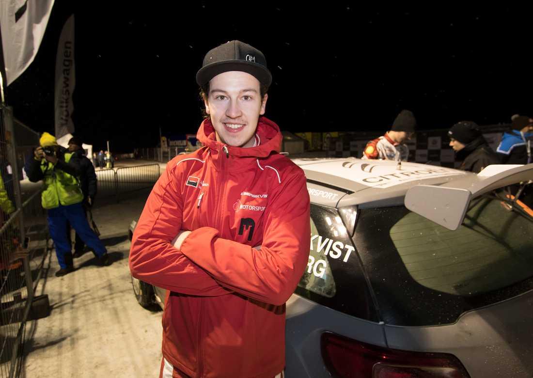 Emil Bergkvist byter WRC2 mot JWRC inför Svenska Rallyt