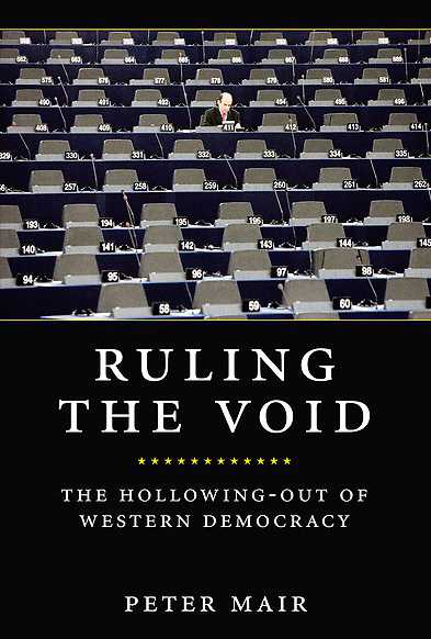 "Peter Mairs ""Ruling the Void""."
