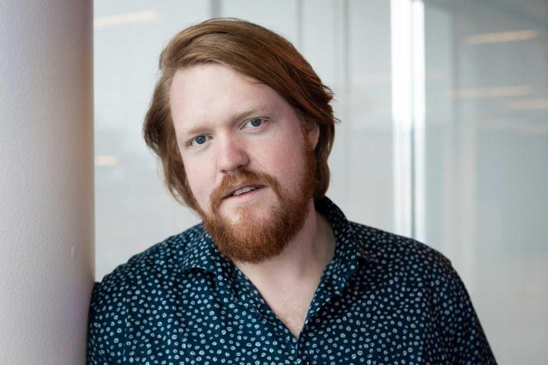 """martin Almgren musikaldebuterar. Spelar Brother Tuck i en ny uppsättning av """"Robin Hood""""."""