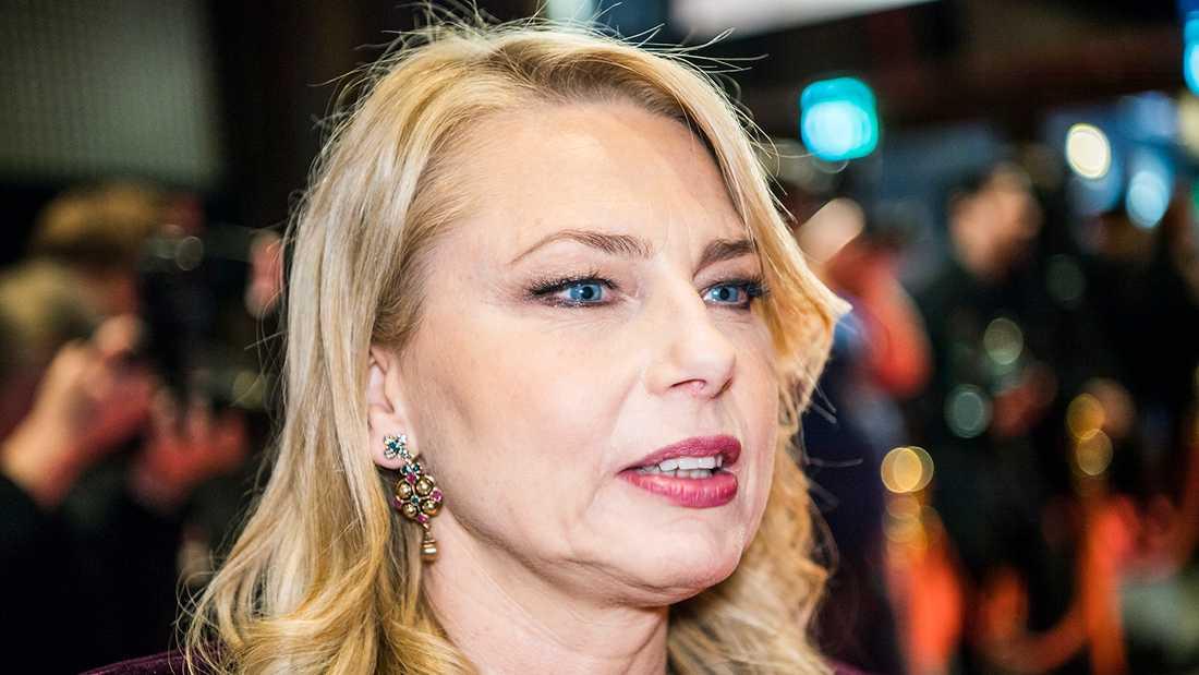 Helena Bergström.