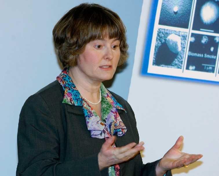 Svenska forskaren Caroline Leck är imponerad av arbetet.