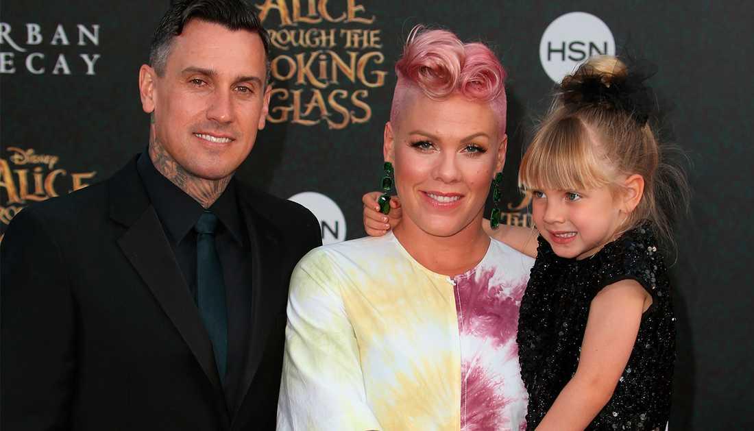 Efter två uppbrott står Pinks äktenskap med Carey Hart på stabil mark.