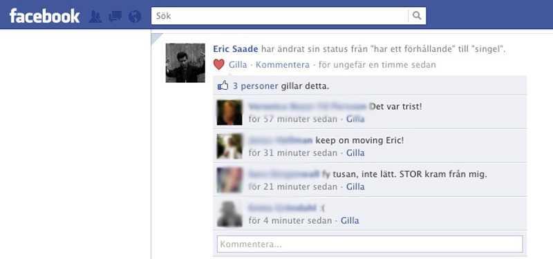 singlar på facebook)