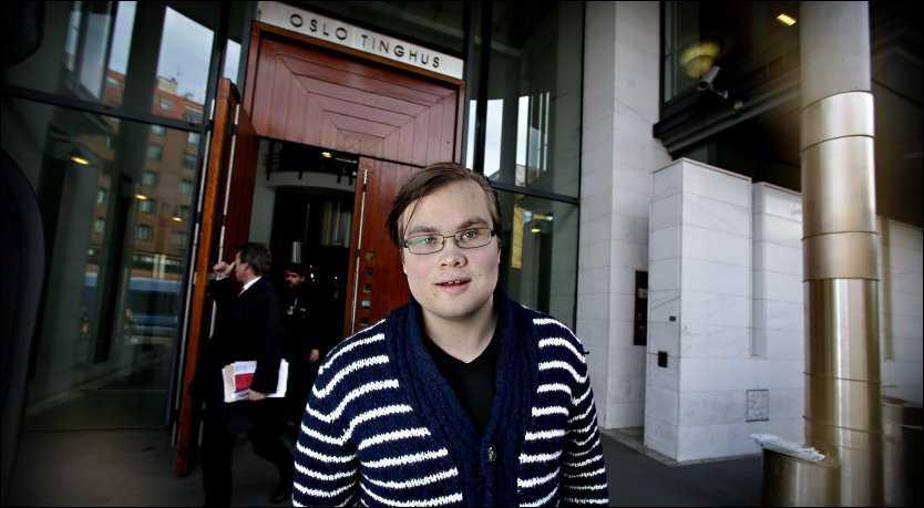 Tarjei Jensen Bech, 20, sköts av Anders Behring Breivik på Utøya.