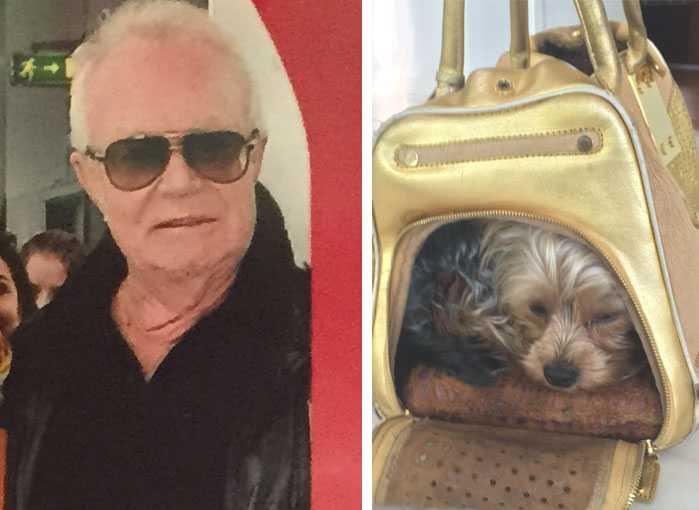 Stoppades  Trubaduren Björn Johansson hade sett fram emot en härlig kryssning.  I stället blev resan en mardröm när vakter försökte hindra servicehunden Jerry från att vistas i restaurangen.