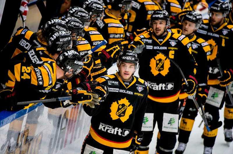 Skellefteå gjorde vad som krävdes och är i final för fjärde året i rad.
