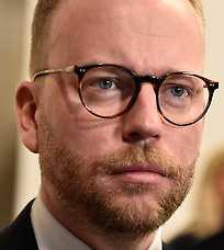 Olof Lavesson, Moderaterna.